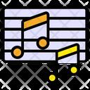 Music Classes Icon