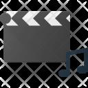 Clapper Music Video Icon