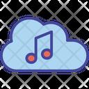 Cloud Itunes Listen Icon