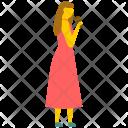 Music Club Singer Icon