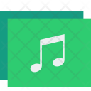 Music Collection Songs Icon