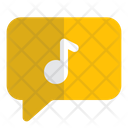 Music Comment Icon