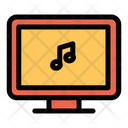 Music Computer Icon