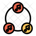 Connection Music Songs Icon