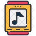 Music Device Icon