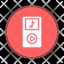Music Device Pad Pod Icon