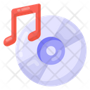Music Cd Music Disc Song Cd Icon