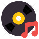 Music Disc Music Cd Music Disk Icon