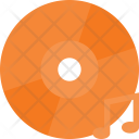 Music Compact Cd Icon