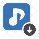 Download Song Media Icon
