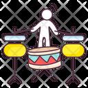 Music Drum Icon
