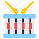 Music Drum Drum Drumsticks Icon