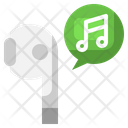 Music Earbuds Icon