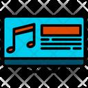 Music Edition Icon