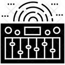 Music Equalizer Music Setting Adjusted Sound Icon