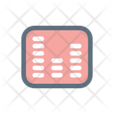 Music Equalizer Icon