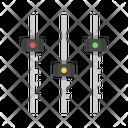 Music Equalizer Equalizer Mixing Equalizer Icon