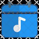 Music Event Icon