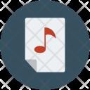 Music Entertainment File Icon