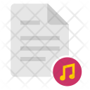 Music Note Sound Icon