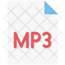 Music File Music Album Soundtrack Icon