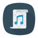 File Melody Page Icon