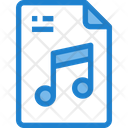 Music Music File Playlist Icon