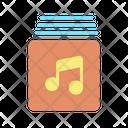 Imusic Files Music File Music Document Icon