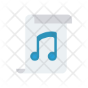 Music File Melody Icon