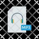 File Music Mp Icon