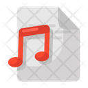 Music File Audio File Audio Recording Icon