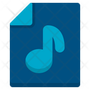File Folder Song Icon