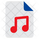 Music File Music Document Music Icon