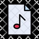Music File Media Icon