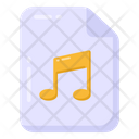Music File Music Folder Song File Icon