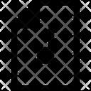 Music Files Icon