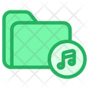Folder Music Music Folder Icon