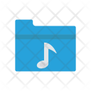 Folder Archive Song Icon