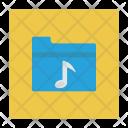 Music Folder Archive Icon