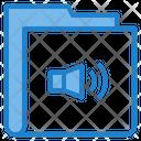 Sound Folder Audio Folder Icon