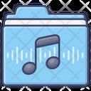 Folder Files Digital Icon