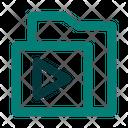 Multimedia Music File Icon