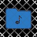 Music Folder Directory Icon