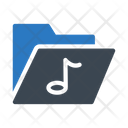 Folder Music Director Icon