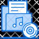 Music Folder Folder File Icon