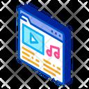 Music Folder Songs Icon
