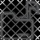 Music Folder Media Folder Music Binder Icon