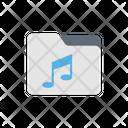 Music Folder Media Icon