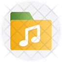 Music Songs Music Folder Icon