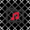 Folder Music File Icon